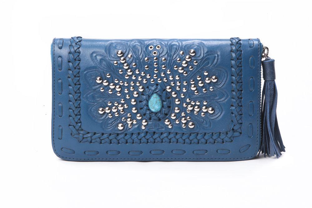 Monterey Peacock Wallet