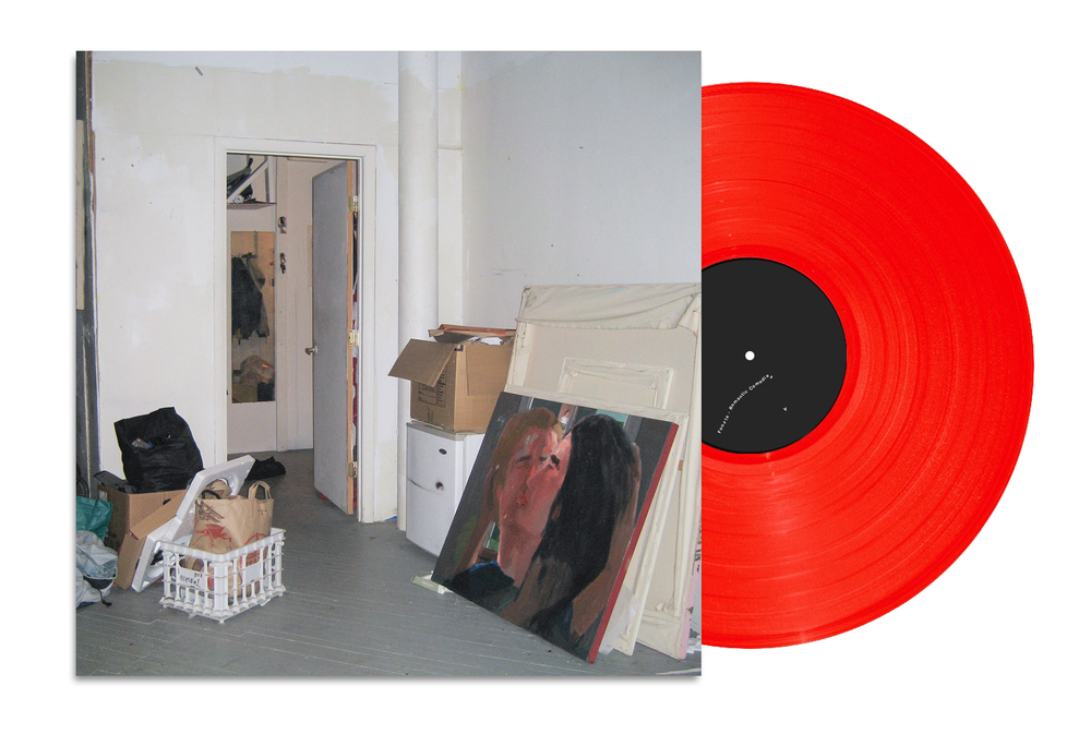 Red Vinyl Limited to 100 copies. Pre-order now!