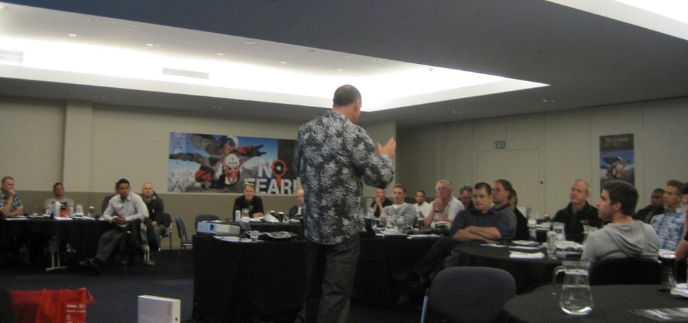 2012 - Auckland