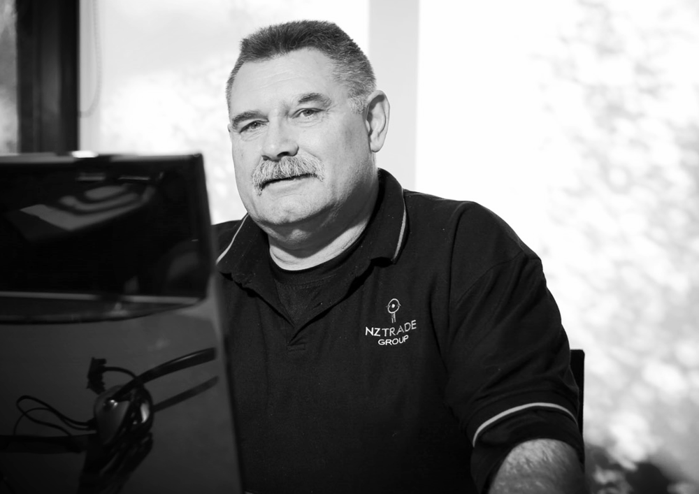 Austin Rasmussen, Operations Manager Austin has over 40 years of experience in the electrical trade. He is a staunch advocate of using systems and processes to run a smoother and more profitable trade business.  >Read Austin's full bio
