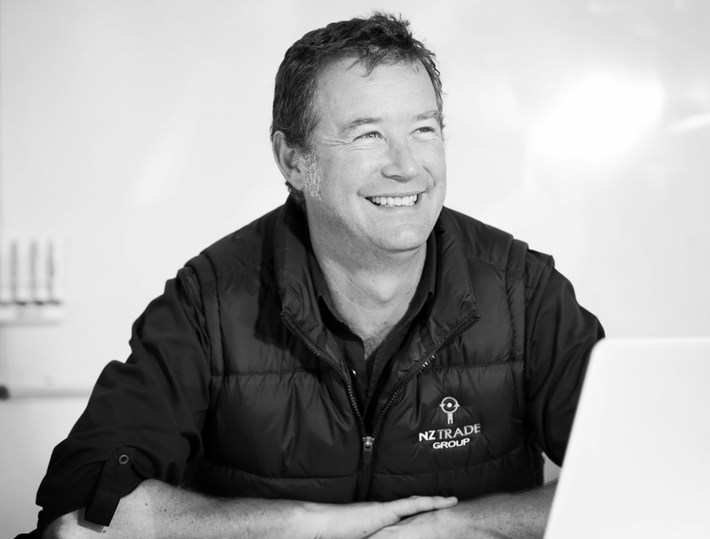 Andrew Jameson, General Manager Andrew has been an integral part of NZ Trade Group's growth since 2011.  He redefined the way the business grew through membership and has worked with supply partners to ensure members have a comprehensive product offering.  >Read Andrew's full bio