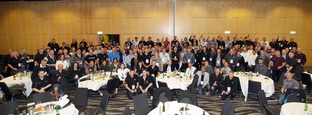 NZTG 2017 Conference, Auckland