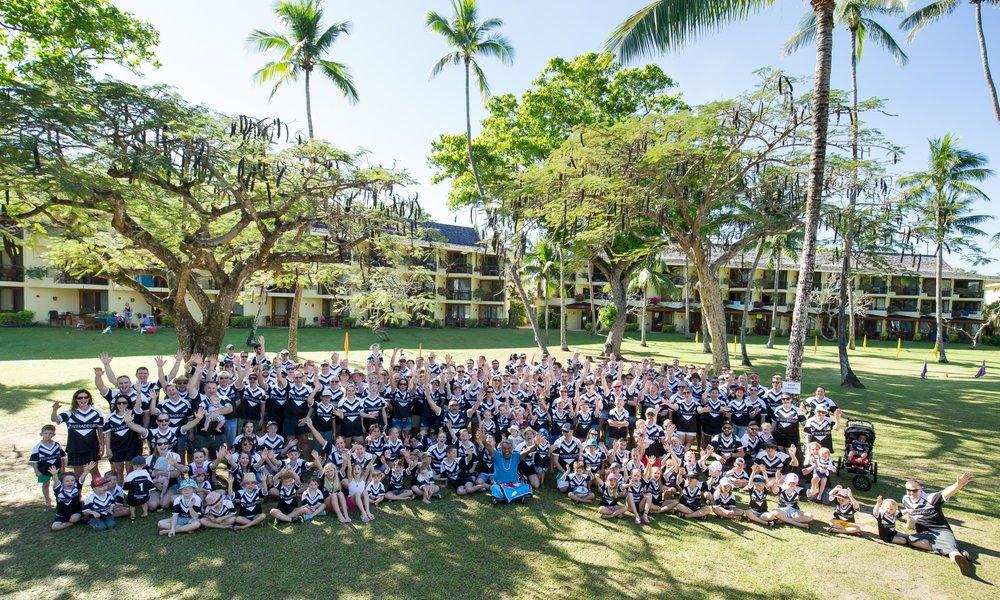NZTG 2016 Conference, Fiji
