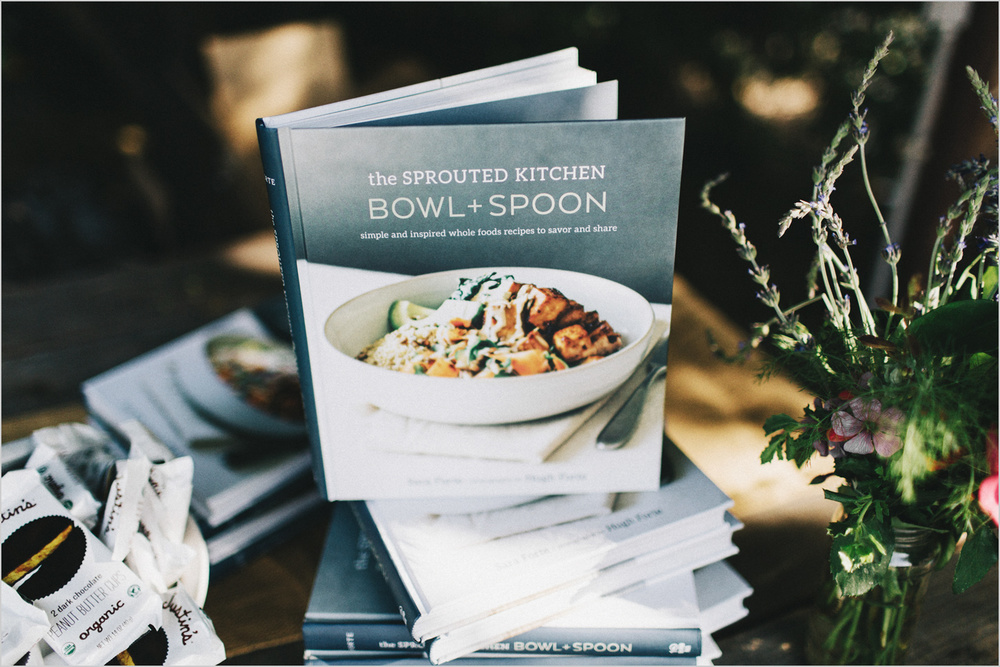 Sprouted Kitchen . Bowl & Spoon Launch party