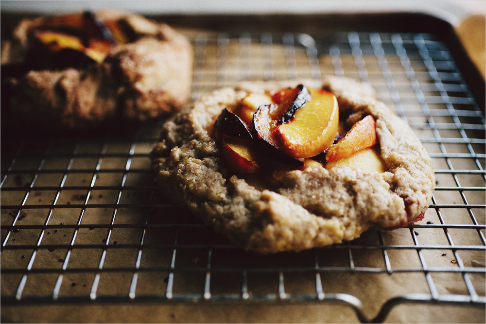 Nectarine Tart . Sprouted Kitchen