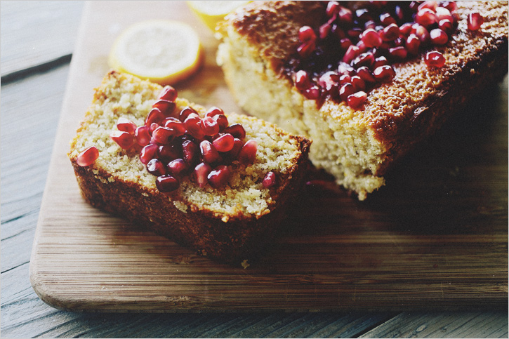 Meyer Lemon Loaf . Sprouted Kitchen