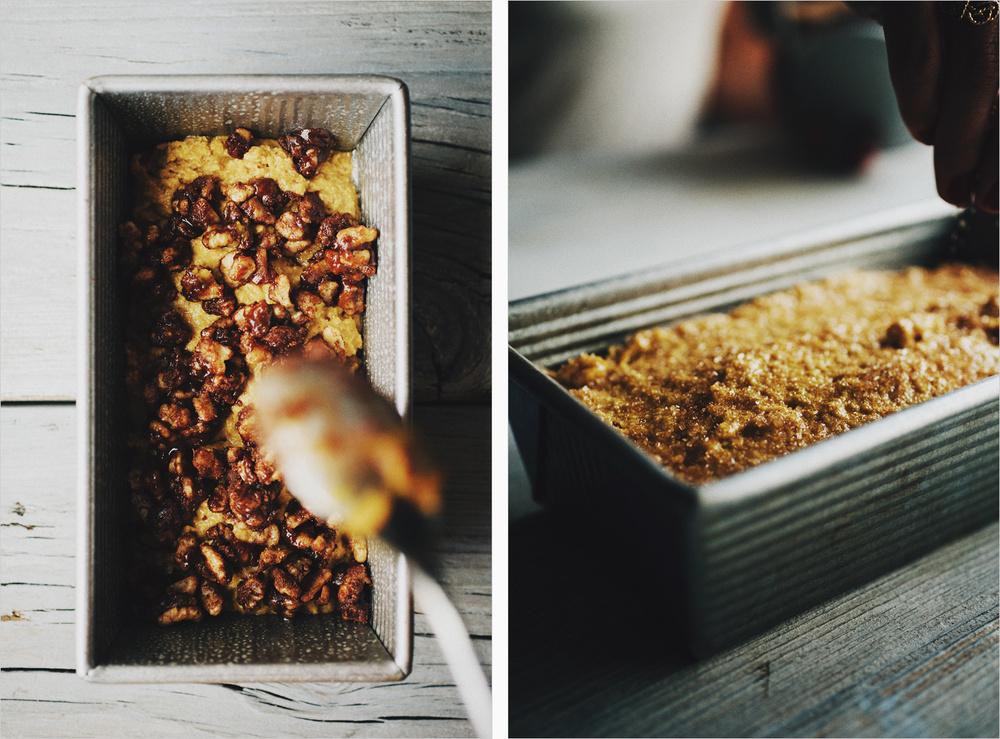 Spelt Pumpkin Loaf . Sprouted Kitchen