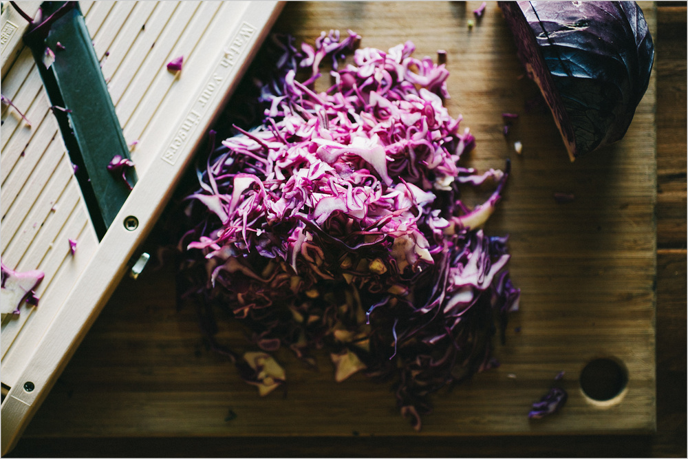 Holiday Slaw with Roasted Shallot Dressing . Sprouted Kitchen