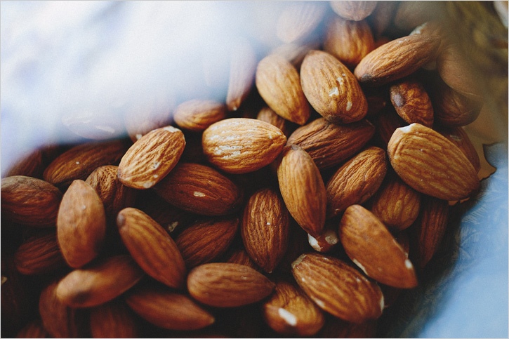 curry roasted almonds . sprouted kitchen