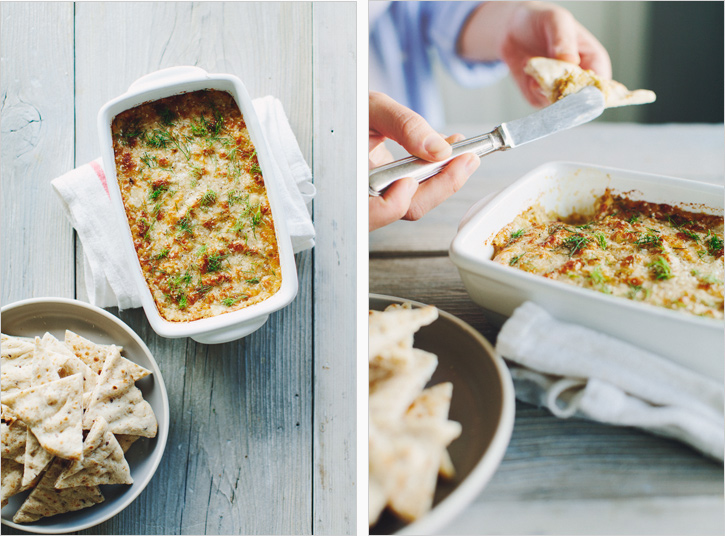 roasted Fennel & White Bean Dip . Sprouted Kitchen