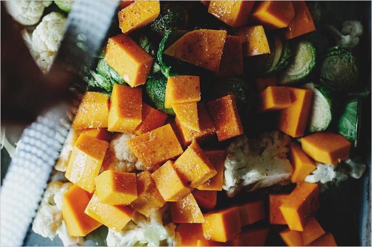 Autumn Salad with Horseradish Vinaigrette . Sprouted Kitchen