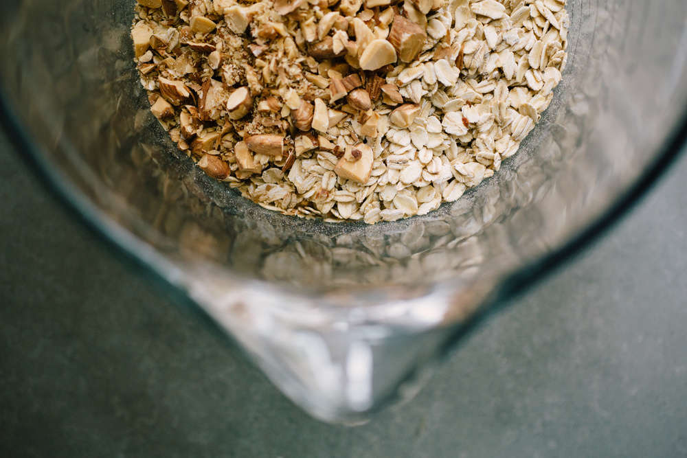 Berry Rhubarb Crisp - Ingredients - Sprouted Kitchen