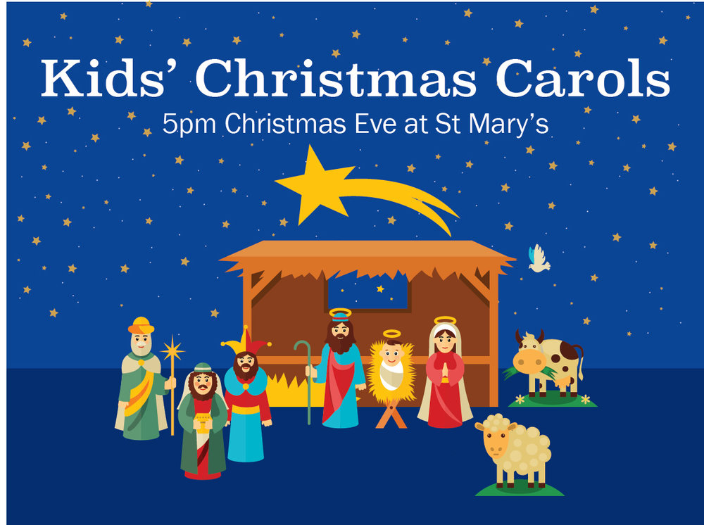 Kids\' Christmas Carols — Darling St Anglican Church