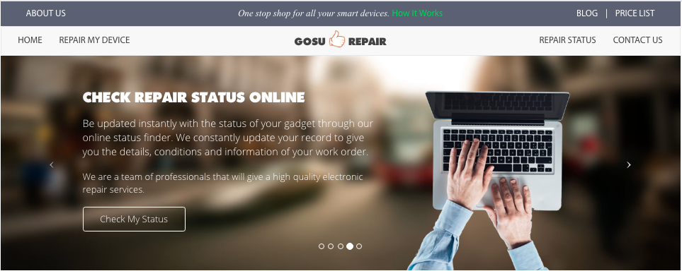GOSU Repair