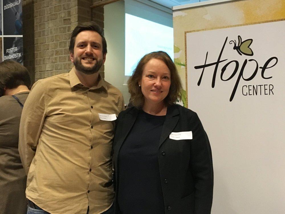 Konferens - Den 24 mars 2018 var vi med och ställde ut med en monter på en konferens som hette Livsval - tillsammans för livet. Det var en mycket kul och inspirerande dag med många goda möten!