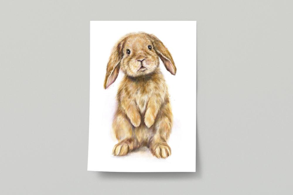 Flopsy Poster £25