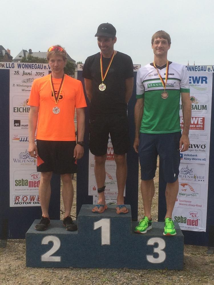 Timo Dritter bei den Rheinland-Pfalz Meisterschaften