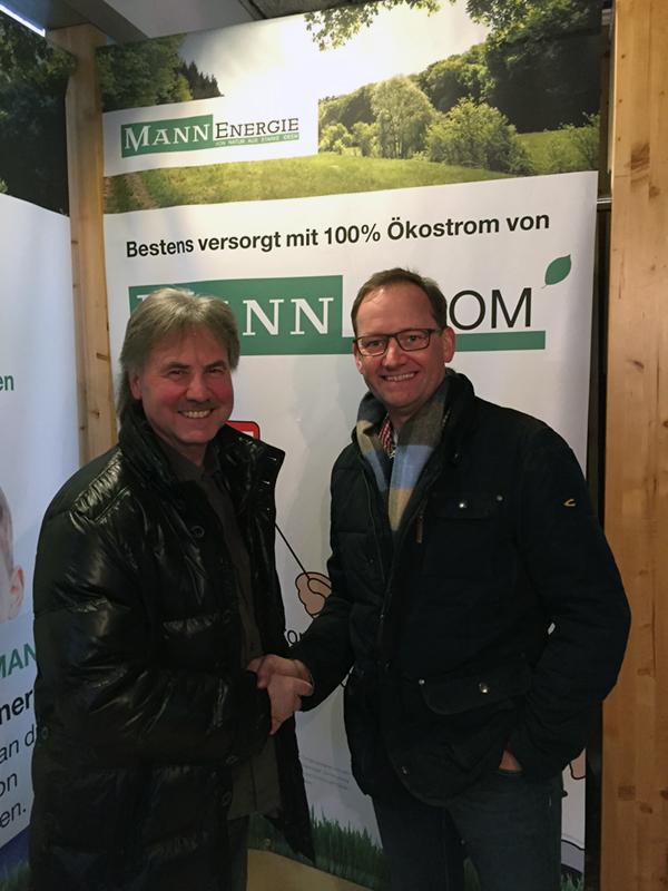 Andreas Giehl (l.) und Markus Mann (r.)