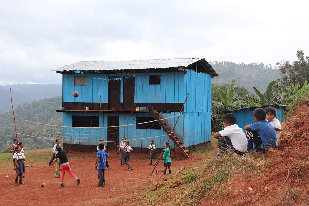 Fly & Help – Schule in Peru 2
