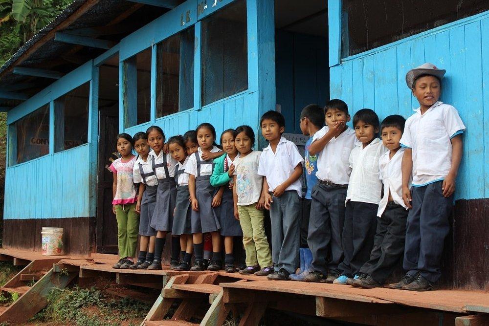 Fly & Help – Schule in Peru 3