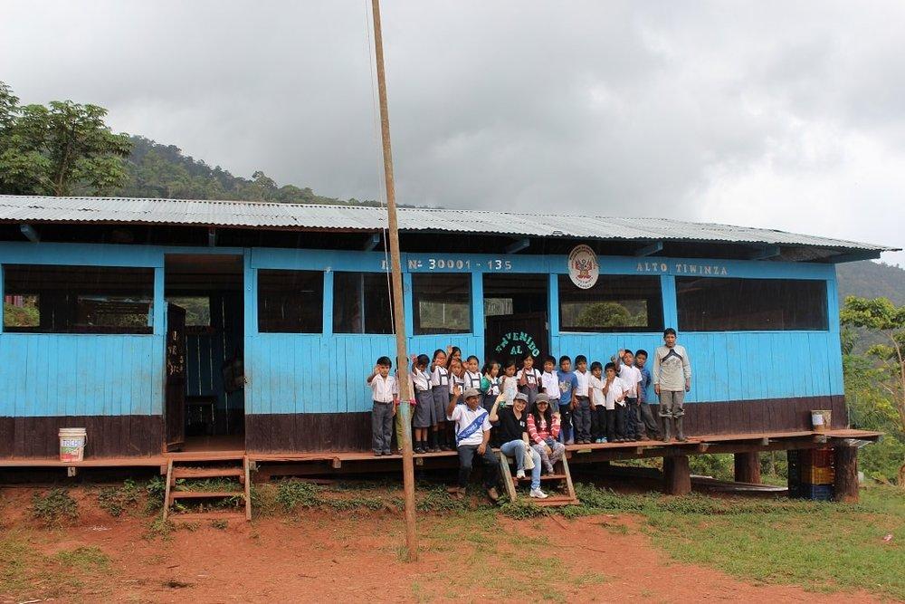 Fly & Help – Schule in Peru 4