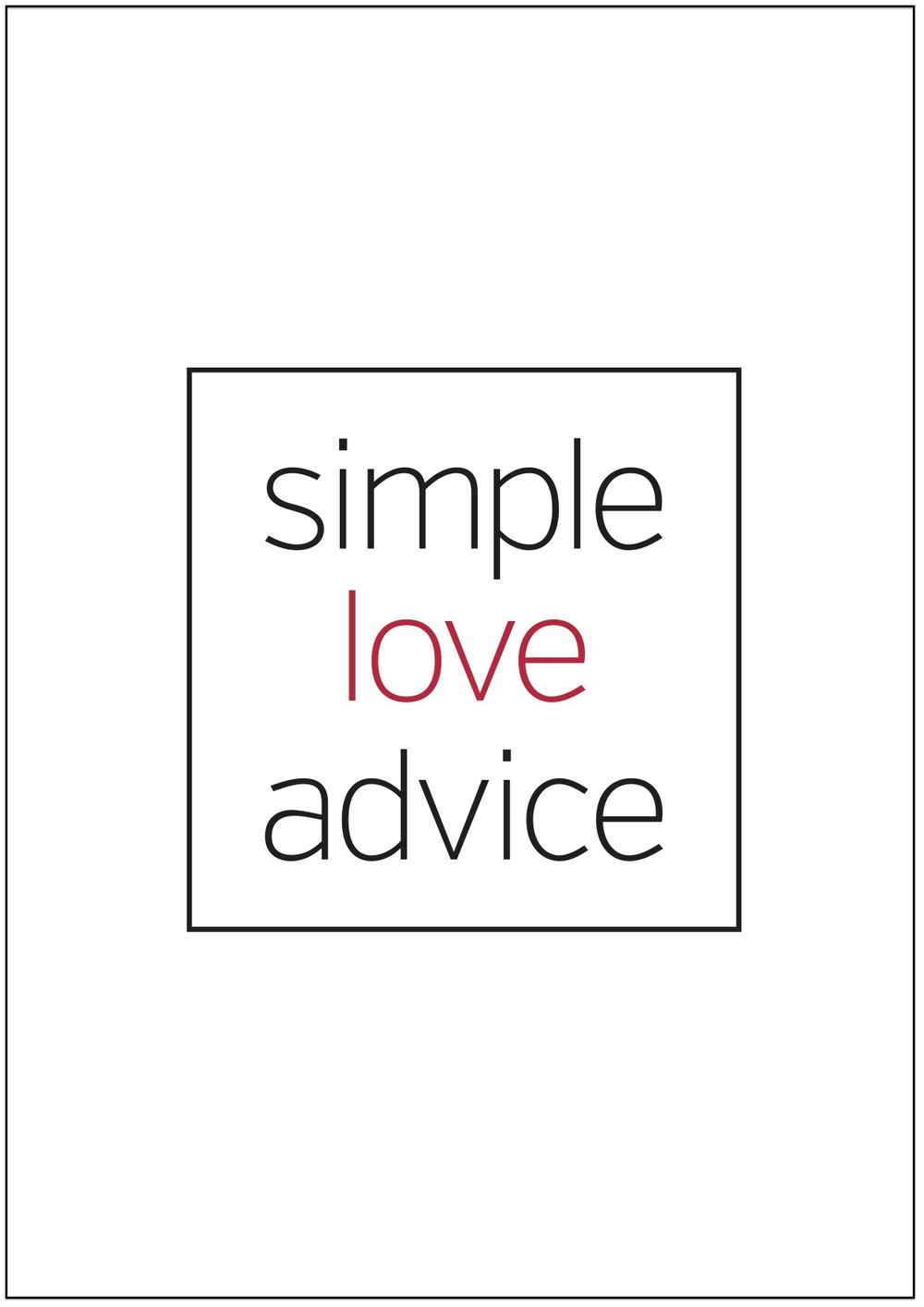 Simple-Love-ADvice