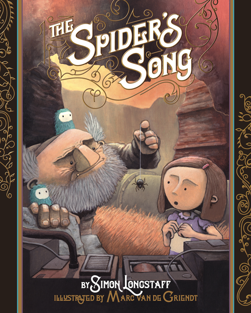 The Spider's Song png