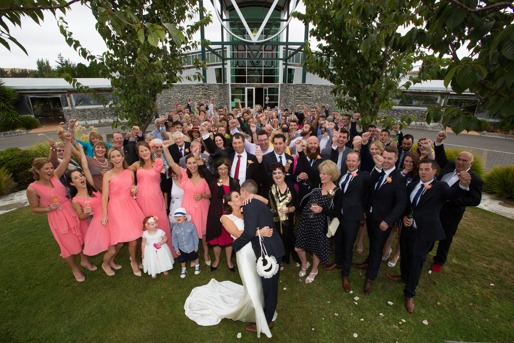 wedding photography at Sileni
