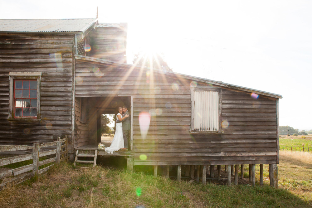 hawkes bay woolshed weddings