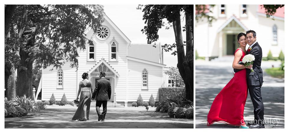 Jason Pat & Annika Young at The Old Church
