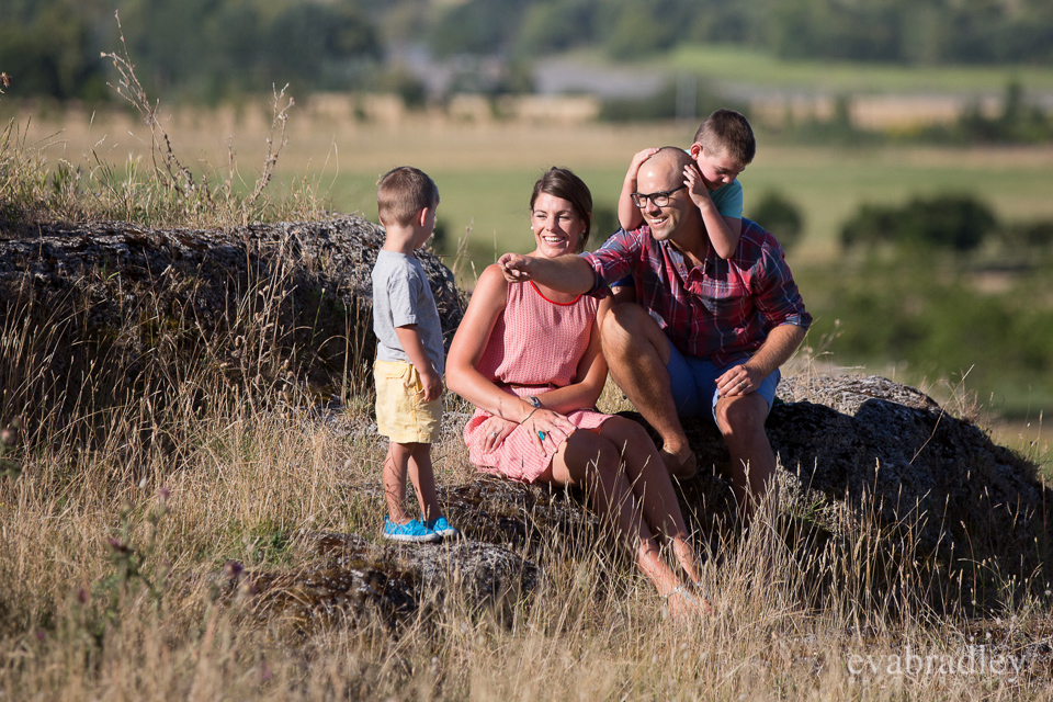 Stafford Family, 2014 - Havelock North family photography