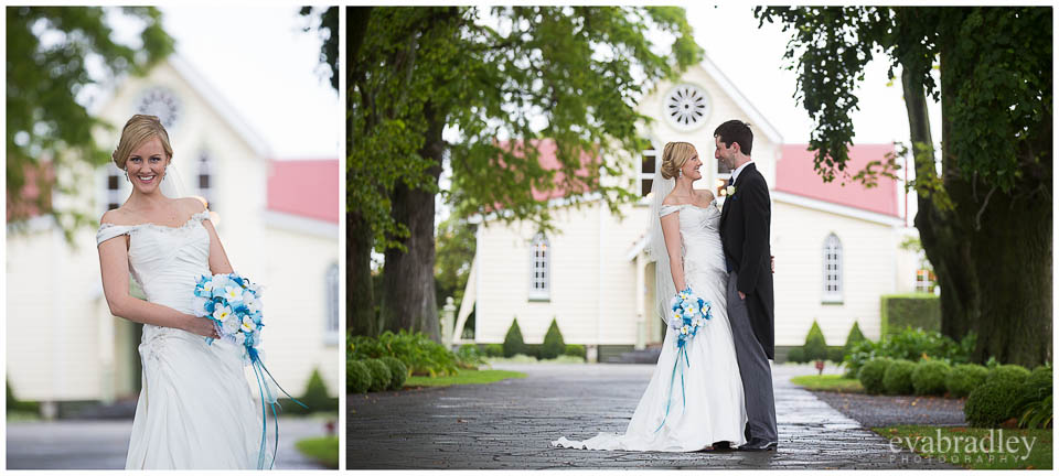 wedding photography at The Old Church