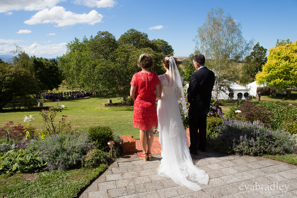 Kereru country wedding