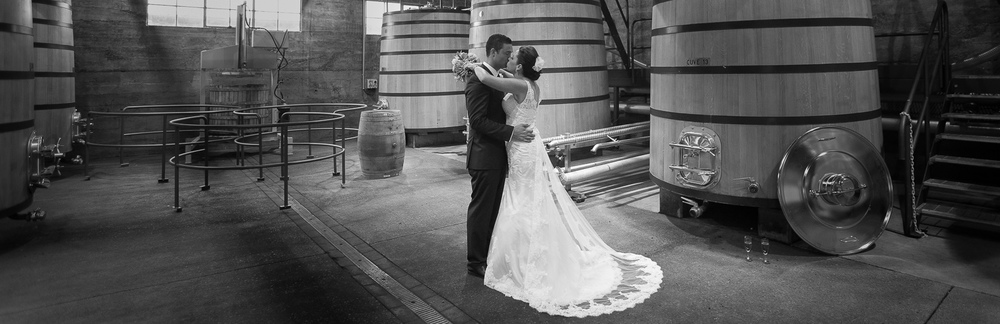 Church Road Winery wedding