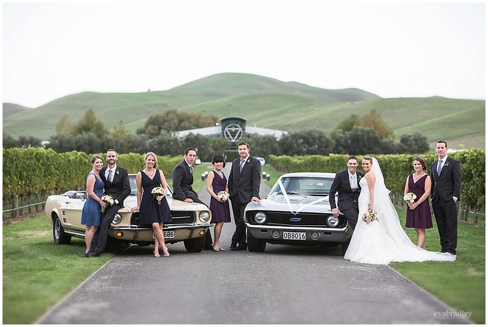 Sileni Winery wedding by Hawkes Bay wedding photographers, Eva Bradley Photography