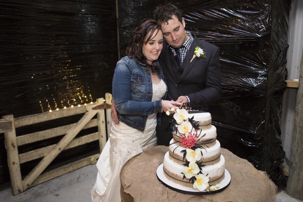 hawke's bay wedding cakes