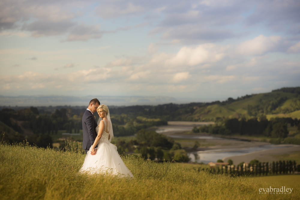te mata peak wedding photography