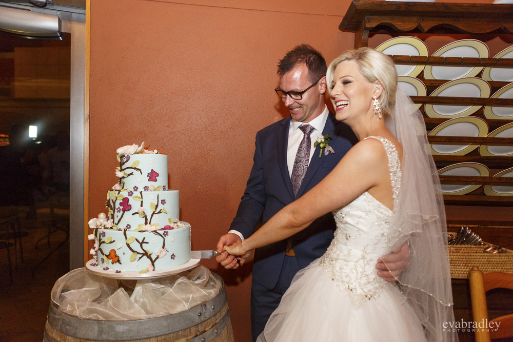 cake cutting hawkes bay weddings