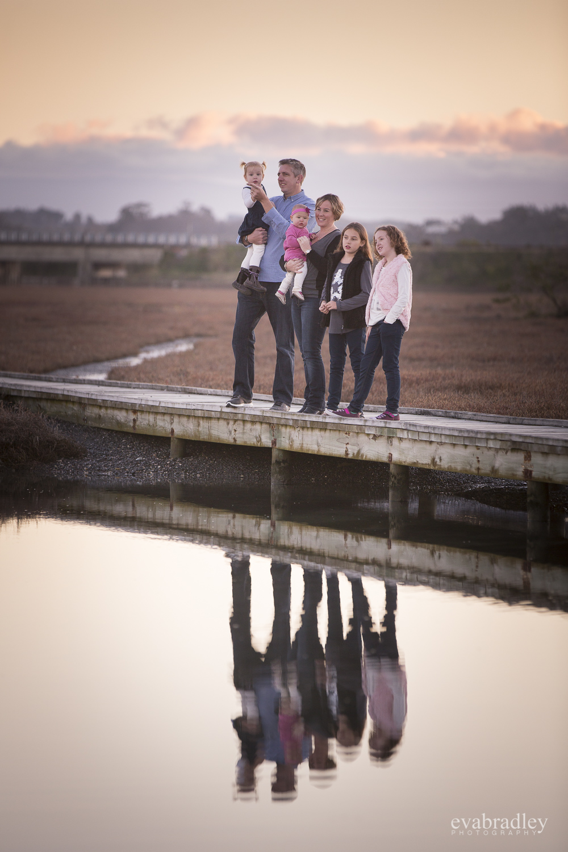 pandora pond family portrait