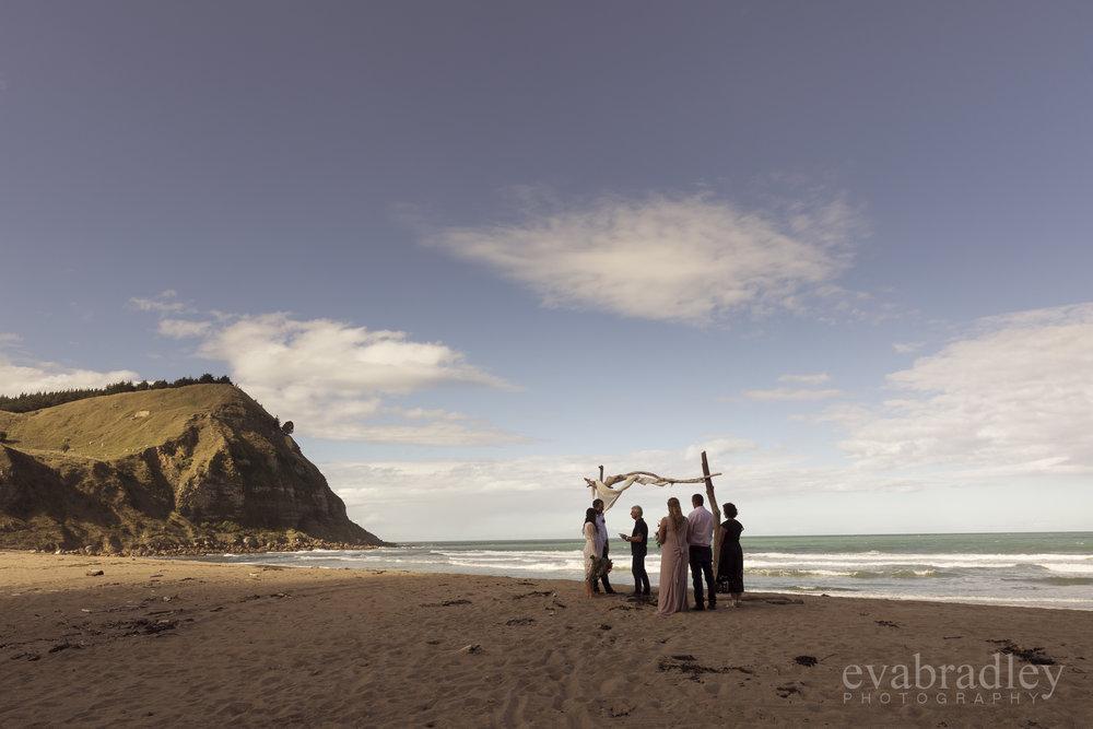 weddings at waipatiki beach