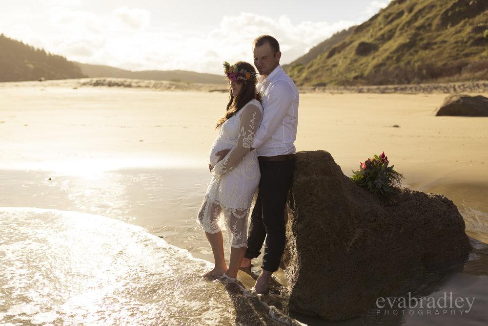 pregnant bride nz wedding