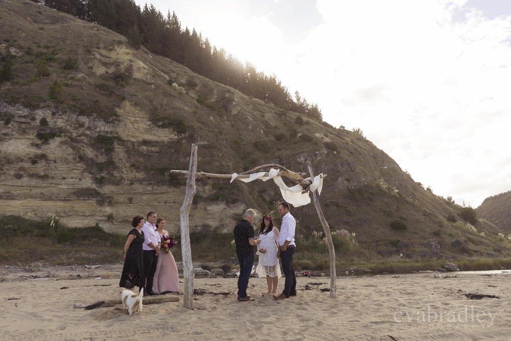 elopement wedding photographer nz