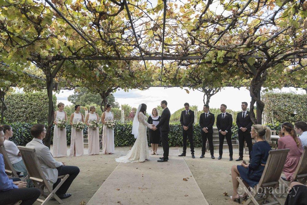 black barn bistro winery wedding