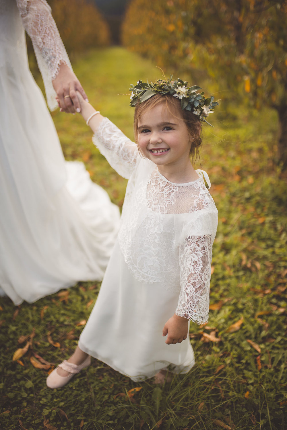 flowergirl hawkes bay weddings