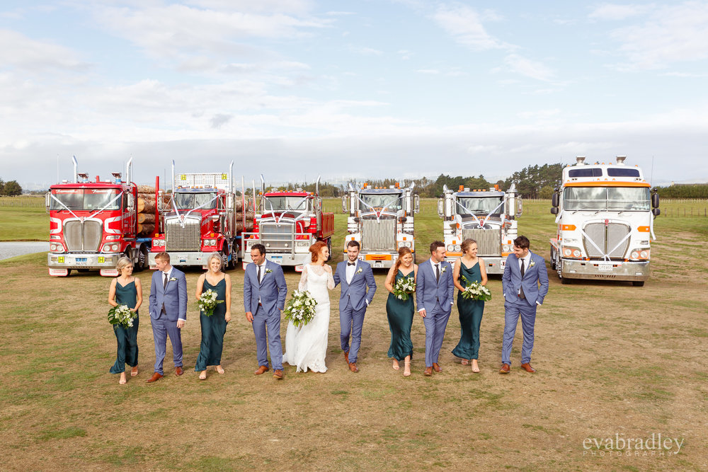 trucks at weddings nz