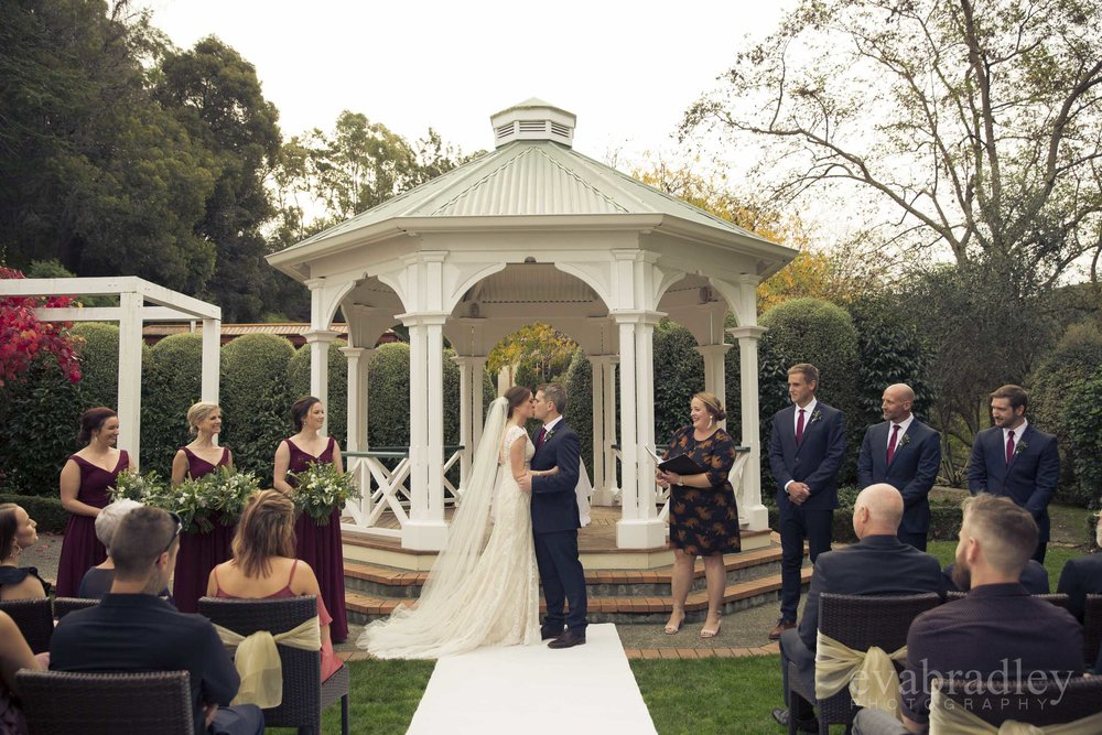 the mission estate wedding
