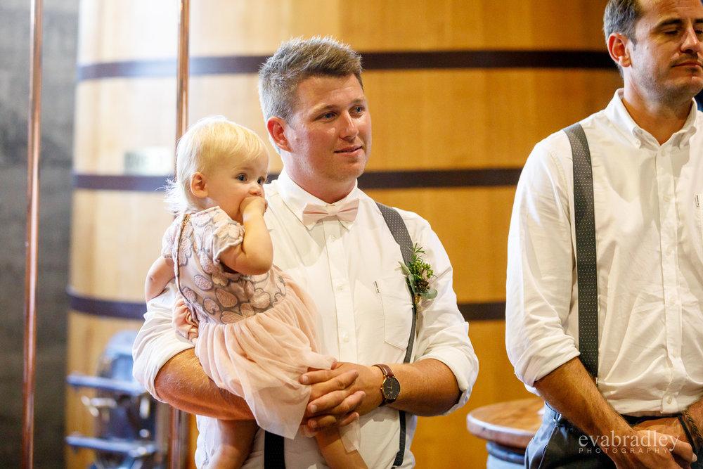 groom's face church road weddings