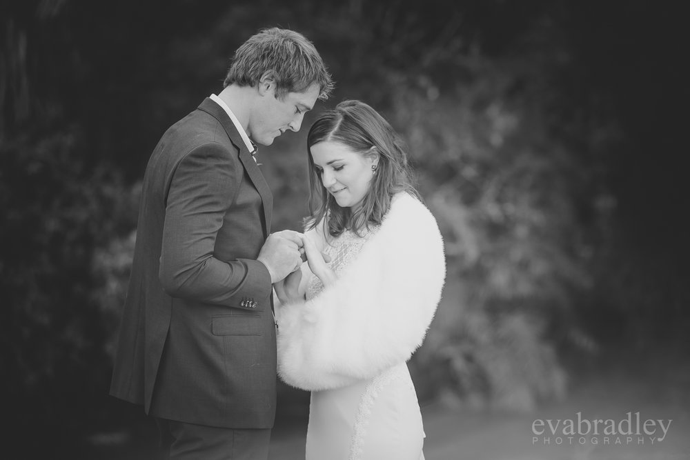winter weddings nz