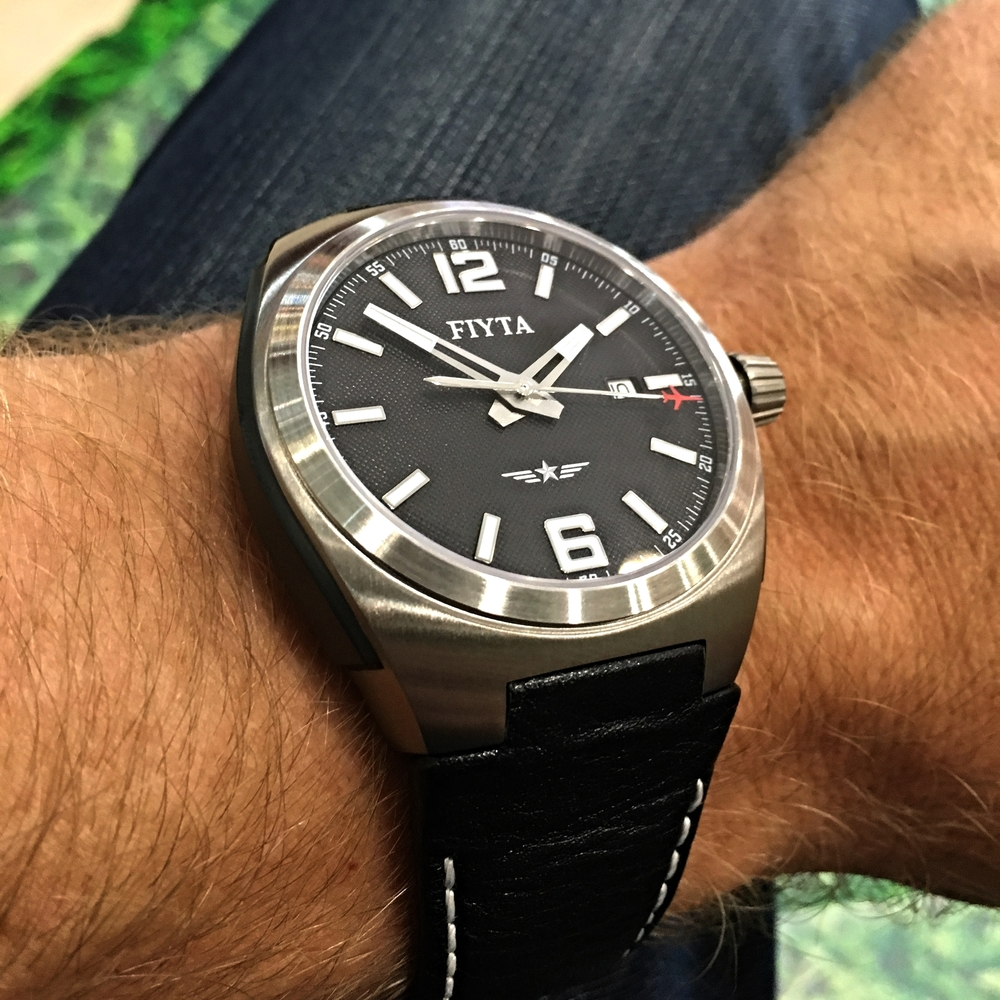 Pilot Watch History & A Flight Watch from Fiyta — East ...