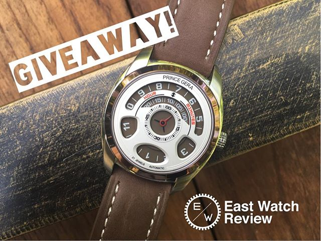 WIN THIS WATCH! From now until the end of August you can enter to win this beautiful automatic timepiece. Click the link in our bio for full details! -------------------------------------------------- Follow EWR for watch industry news, high quality watch photos, hands-on reviews, watch giveaways and more from the Far East!  #giveaway #giveaways #fashion #menswear #watches #watchgeek #watchnerd #watchporn #wristporn #wristwatch #watchporn #dailywatch #watchesofinstagram  #watchaddict #timepiece #timepieces #china #chinastyle #timegeeks #giveaways #f1 #autoracing #speed #nature #watchselfie #watchmania #wristgame #watchanish ---------------------------------------------------